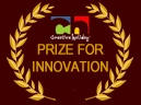 Prize for Innovation web