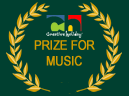 Prize for music web
